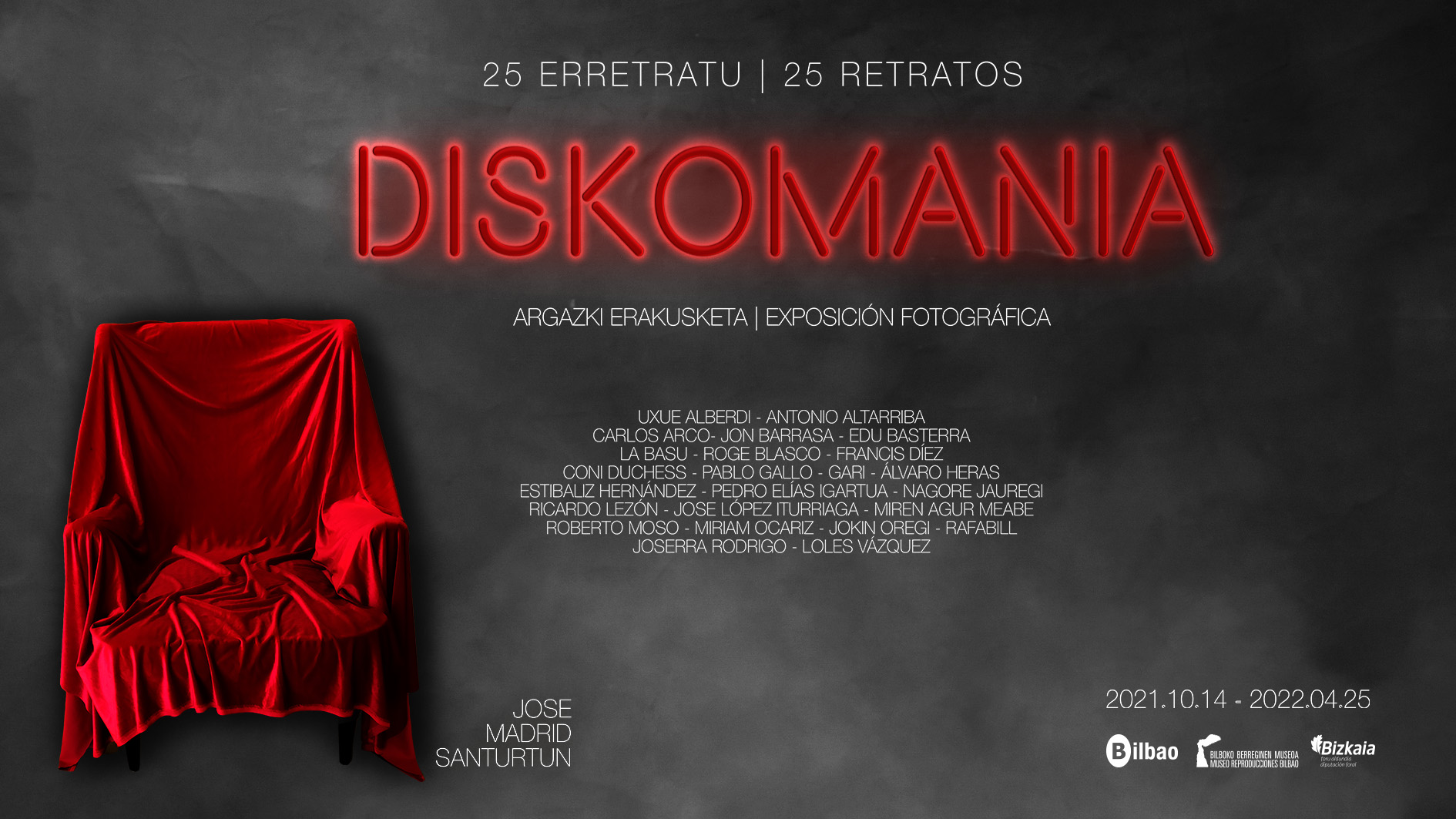 El Museo de Reproducciones de Bilbao inaugura una exposición fotográfica