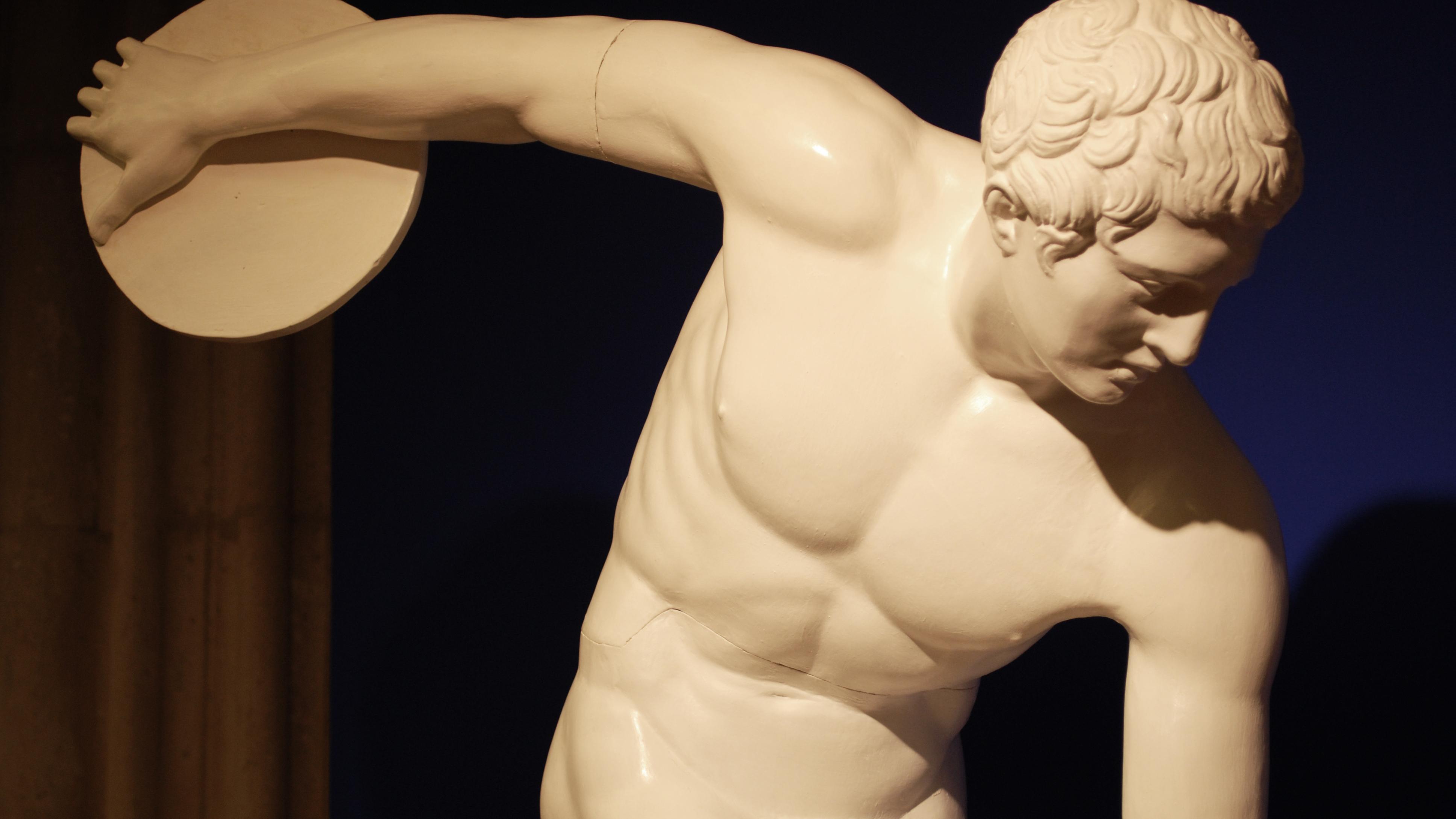 Olimpia. En Cuerpo y Alma
