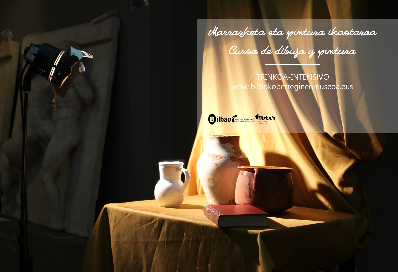 LISTA DEFINITIVA. Curso de dibujo intensivo del Museo de Reproducciones Artísticas de Bilbao