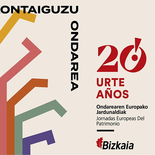 Las XX Jornadas Europeas del Patrimonio en Bizkaia conectarán Patrimonio y Educación a través de 140 propuestas culturales