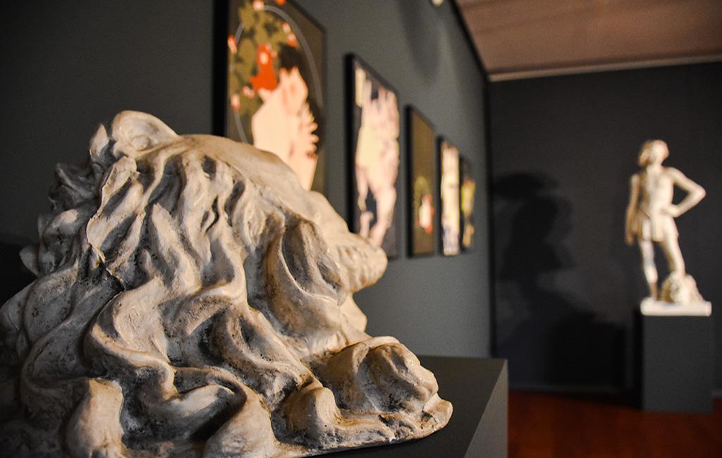 """El Museo de Reproducciones de Bilbao inicia su temporada expositiva mostrando """"20 cuerpos y 20 artistas"""""""