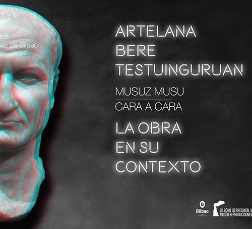 """La Obra en su contexto del Museo de Reproducciones arranca nuevo curso con la conferencia """"Cara a cara"""""""