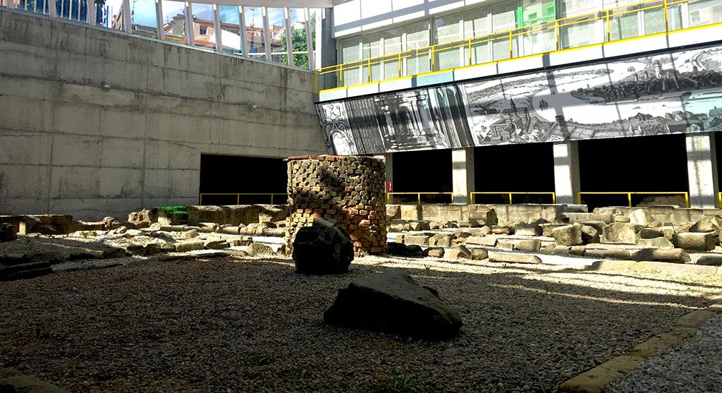 El yacimiento del antiguo Convento de San Francisco de Bilbao abre sus puertas al público a partir del 8 de mayo