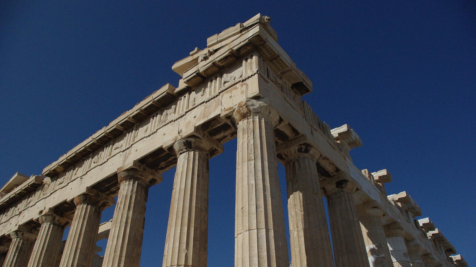 Periklesen Atenas