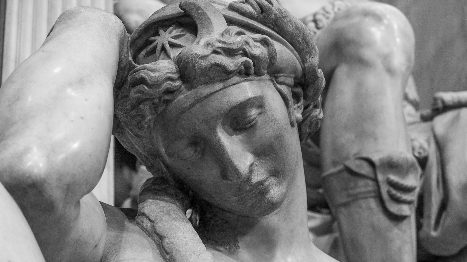 Miguel Ángel escultor